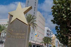 Visit La Palma: Pasea por … un paseo de las estrellas de la ciencia en La Palma